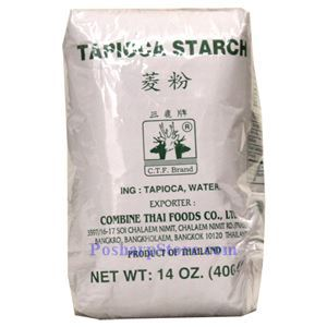 Picture of CTF Tapioca Starch (Bot Nang) 14 Oz