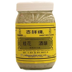 Picture of Oriental Mascot Fermented Sweet Rice 16 Oz