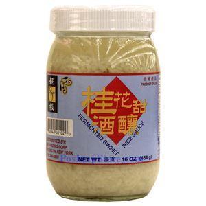 图片 超级牌桂花甜酒釀 454克
