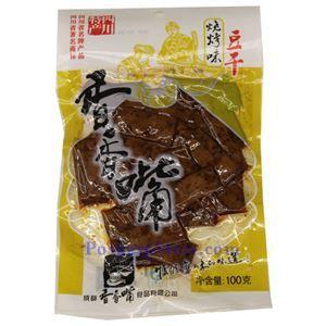 Picture of Chengdu Xiangxiangzui BBQ Flavor Tofu 3.5 Oz
