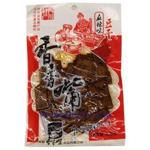 图片 成都香香嘴麻辣味豆腐干 100克