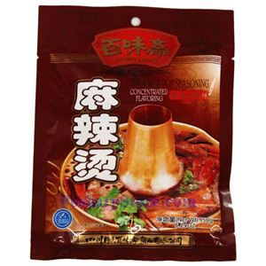 Picture of Sichuan Baiweizhai Mala Spicy Hotpot Sauce 5.3 oz