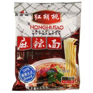 图片 重庆红胡桃牌麻辣面拌料 160克