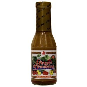 Picture of JES Ginger Dressing 13.2 Oz
