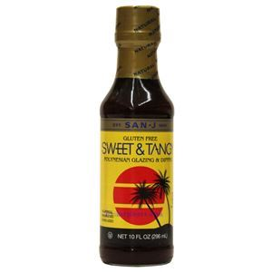Picture of San-j Sweet & Tang Polynesian Glazing & Dipping Sauce 10 Fl Oz