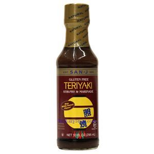 Picture of San-j Teriyaki Sauce 10 Fl Oz
