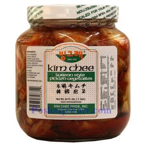 图片 Kikkokin 牌韩国泡菜 0.5加仑