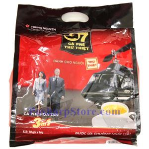 Picture of Trung Nguyen G7 3-In-1 Instant Coffee 50 Sachets