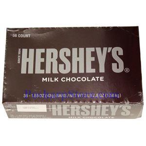 图片 Hershey's牌牛奶巧克力 1.58公斤