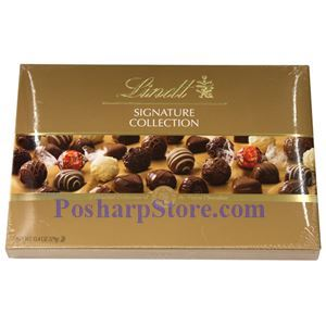 Picture of Lindt Signature Collection of Fine Chocolates 13.4 Oz