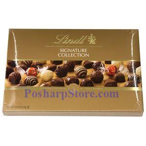 图片 Lindt牌比利时精制巧克力混装礼盒 379克