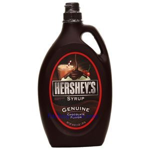 Picture of Hershey's Chocolate Syrup 3 Lbs