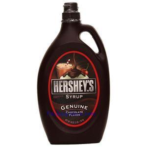 图片 Hershey's牌巧克力糖浆 1.36公斤