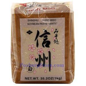 图片 信州牌日式味增酱(白) 1公斤