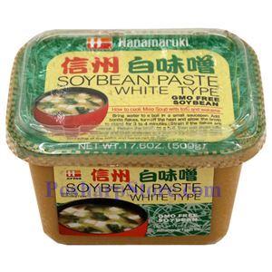 图片 Hanamaruki 牌日式味噌酱(白) 500克