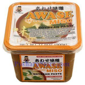 Picture of Miko Brand Awase Miso Paste (Mixed) 16 Oz