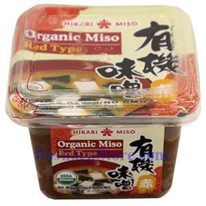 Picture of Hikari Organic Aka Miso Paste (Red) 17.6 Oz