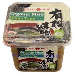 Picture of Hikari Organic Shiro Miso Paste (White) 17.6 Oz