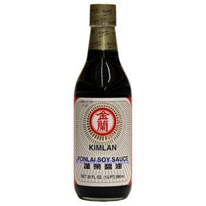 Picture of Kimlan Ponlai Soy Sauce 20 Fl Oz