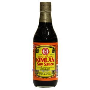 Picture of Kimlan Super Special Soy Sauce 20 Fl Oz