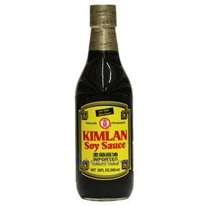 Picture of Kimlan Authentic Chinese Soy Sauce 20 Fl Oz