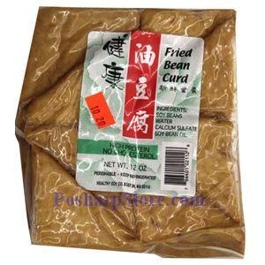 图片 健康牌油豆腐 340克