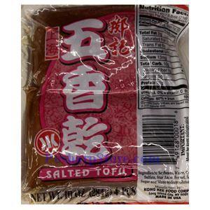 图片 郑记牌五香豆干 283克