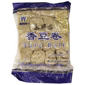 Picture of Navista Original Flavor Tofu Skin Rolls 17.6 Oz