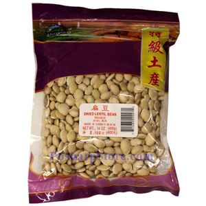 Picture of Dried Lentil Beans 14 Oz