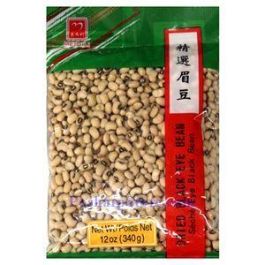 Picture of Meiqili Black Eye Beans 12 Oz