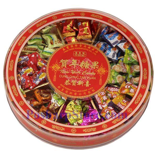 分类图片 盈丰牌贺年糖 500克