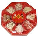 Picture of Good Fortune Assorted Preserved Candy for Chinese New Year 17.6 Oz