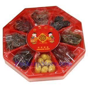 图片 福牌贺年礼盒(果脯) 500克