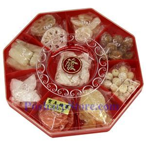 Picture of Assorted Preserved Vegs for Chinese New Year 17.6 Oz