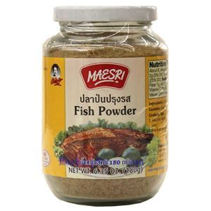 Picture of Maesri  Fish Powder 6.35 oz