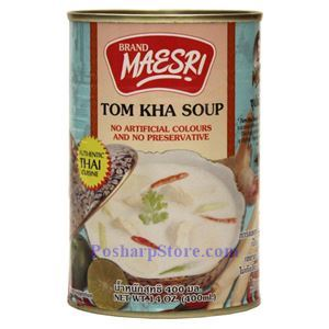 Picture of Maesri Tom Kha Soup  14Oz