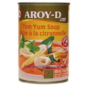 Picture of Aroy-D Tom Yum Soup 14 Oz