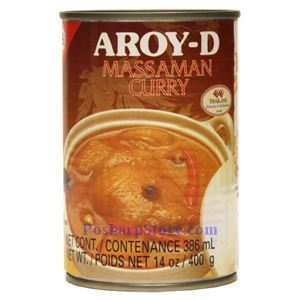 Picture of Aroy-D Massaman Curry Soup 14 Oz