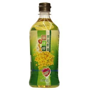 Picture of Lion & Globe Canola Oil 30 Fl Oz