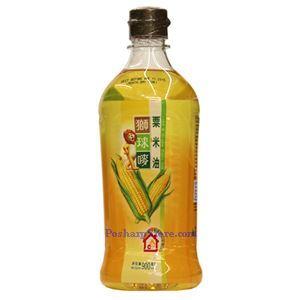 Picture of Lion & Globe Corn Oil 30 Fl Oz