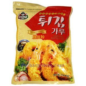 Picture of Assi Korean Premium Crispy Tempura Batter Mix Flour 2 Lbs