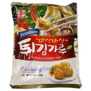 图片 Yissine牌韩国甜不辣(天妇罗)炸粉 1公斤