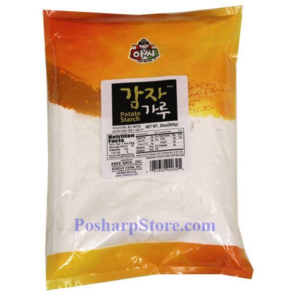 Picture for category Assi Korean Potato Starch Flour 30 Oz