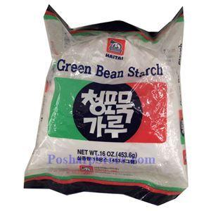 Picture of Haitai Korean Green Bean Starch 1 Lb