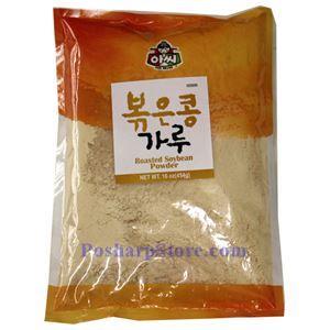 图片 Assi 牌韩国熟黄豆粉 454克