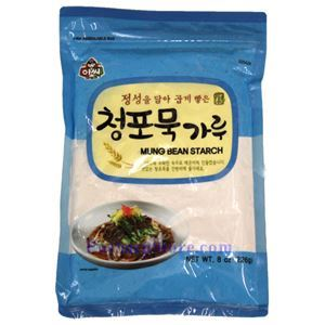 Picture of Assi Korean Mung Bean Starch 8 Oz