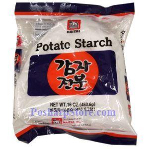 Picture of Haitai Korean Potato Starch 16 Oz