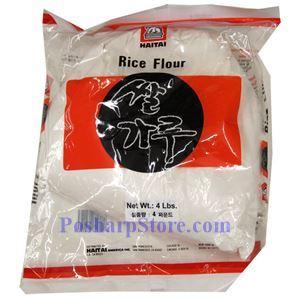 Picture of Haitai Korean Rice Flour 4 Lbs