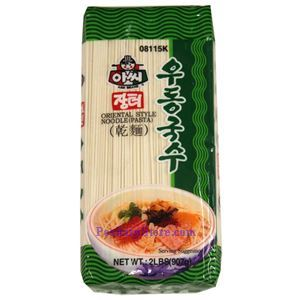 Picture of Assi 08115K Korean Dried Noodle 2 Lbs