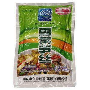 图片 渔泉牌雪菜笋丝 350克